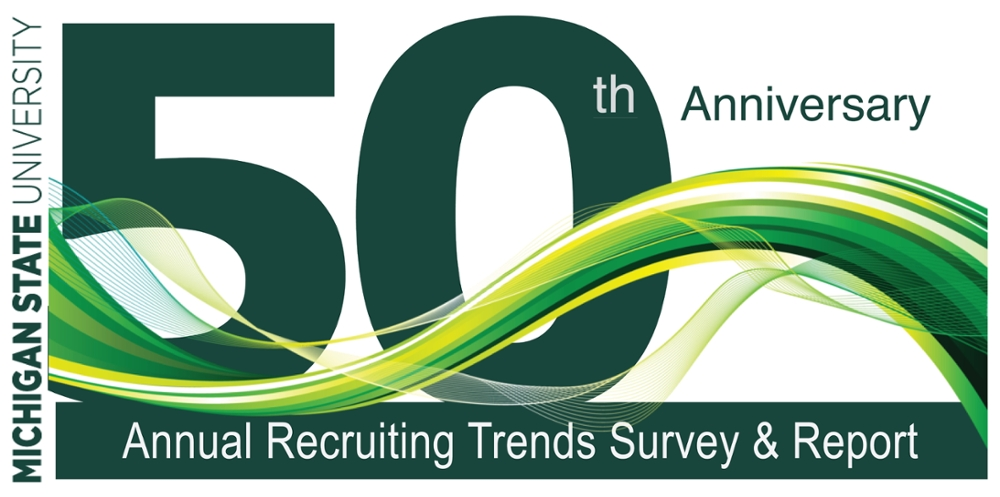 50th Anniversary, Annual Recruiting Trends Survey & Report